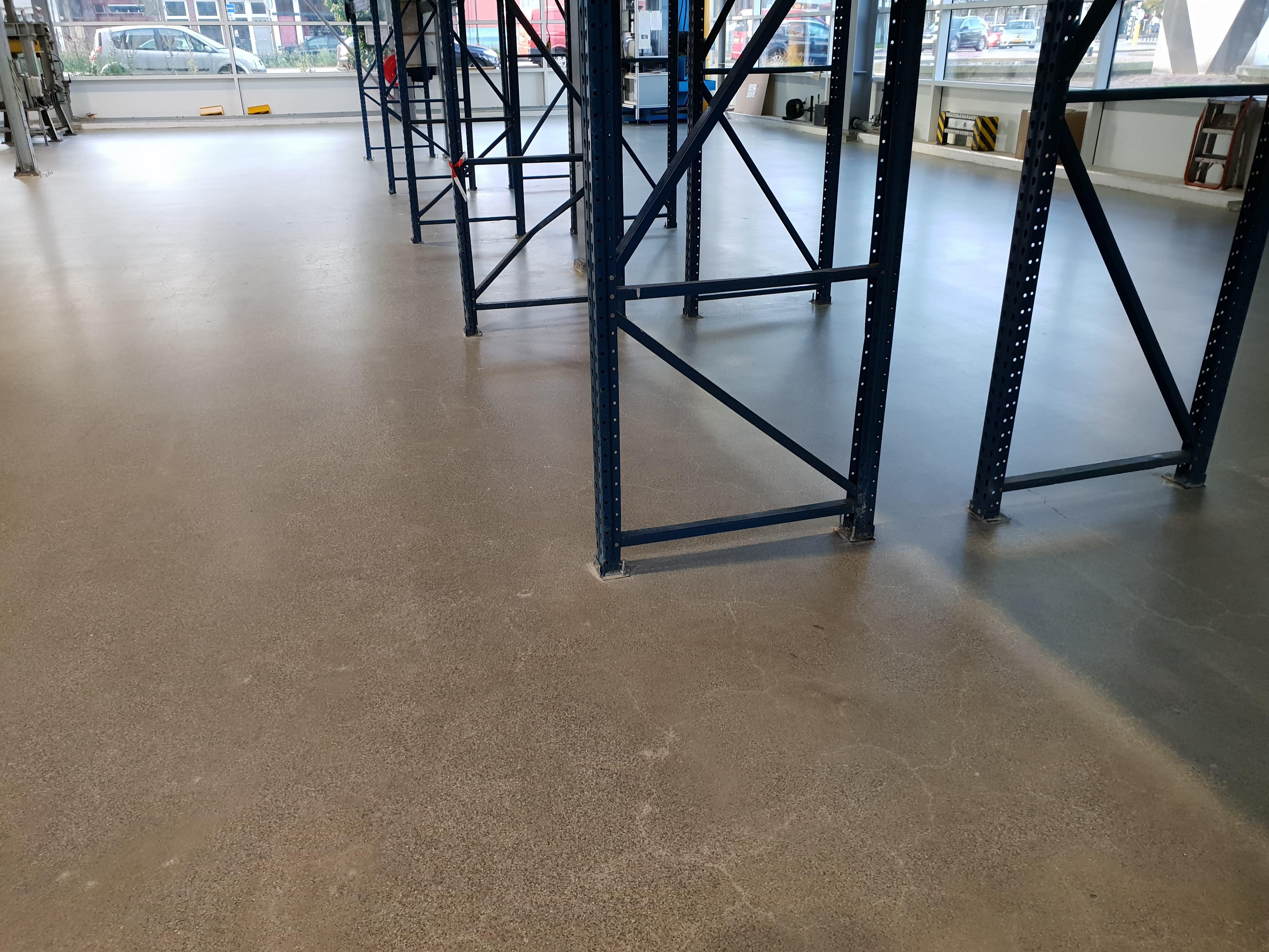 #beton polijsten #betonimpregenren #betonrenovatie #diamntschurenbetonvloeren