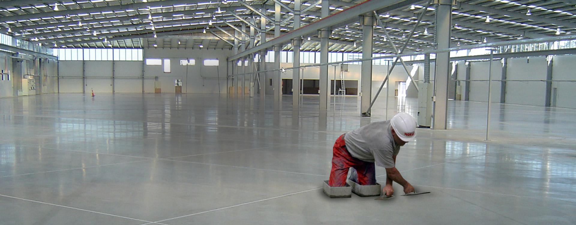 Betonvloeren polijsten, gepolijste betonvloer, beton polijsten