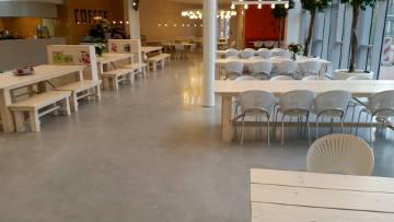 Beton polijsten, beton impregneren