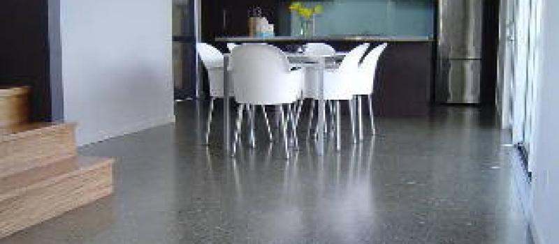 Woonbeton, design beton, design vloer