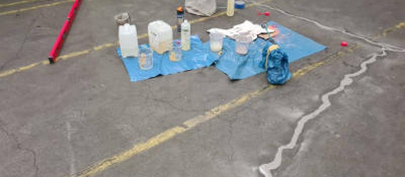 #scheurherstel #betonreparatie #crackrepair