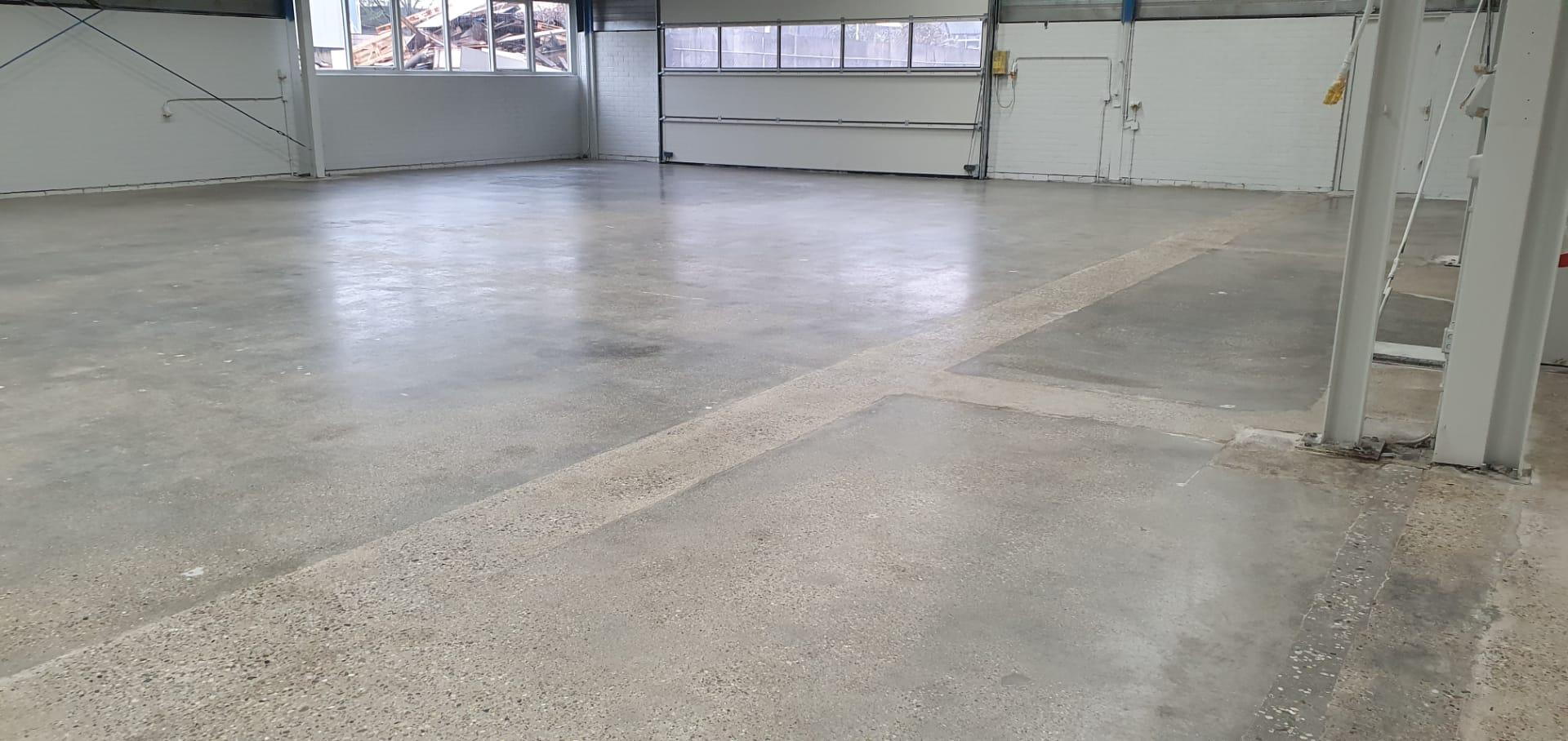 Renovatie betonvloer: Niet slopen maar renoveren!